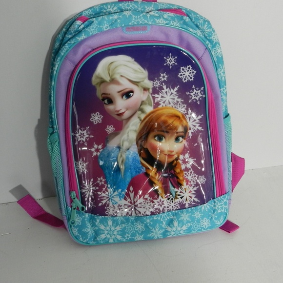 cc0c7101927 American Tourister Disney Frozen Backpack NWT